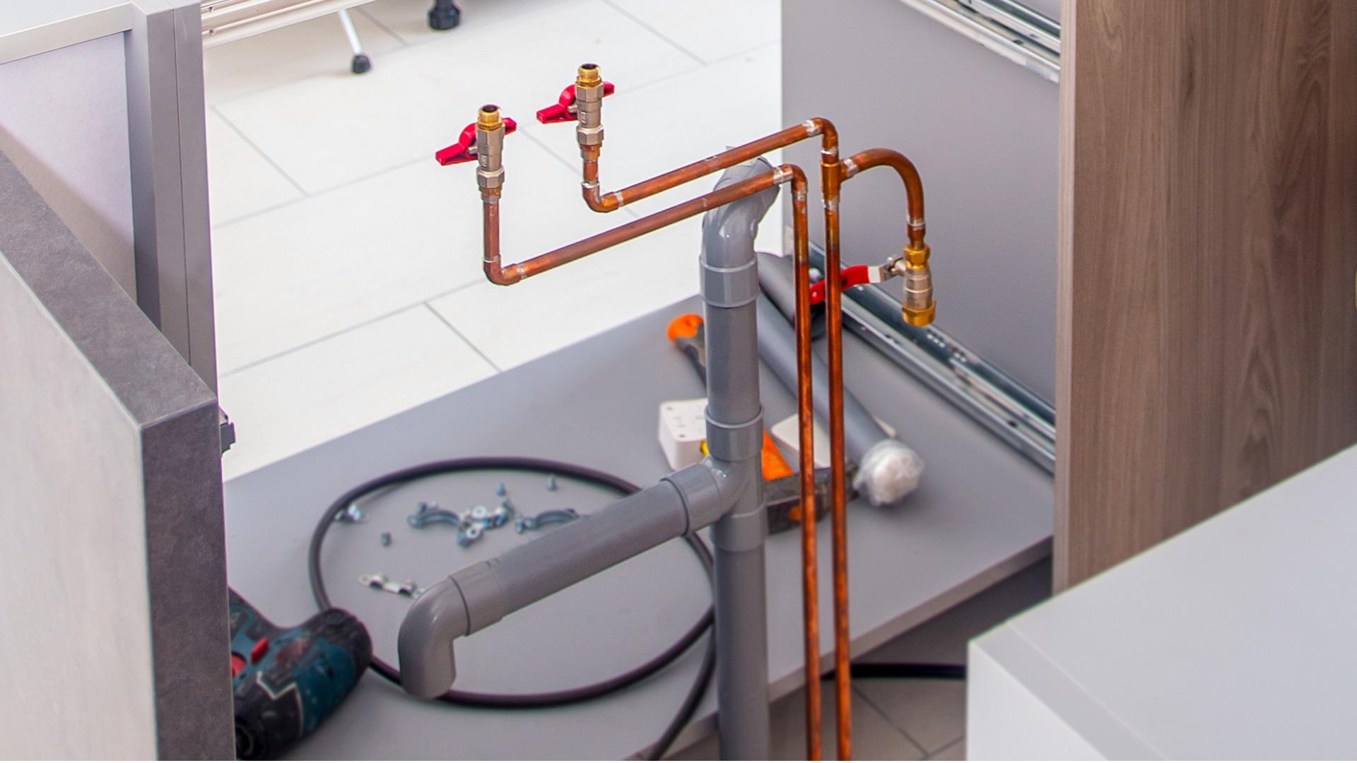 Comment installer une arriv e d 39 eau pour machine laver - Comment installer une cuisine equipee ...